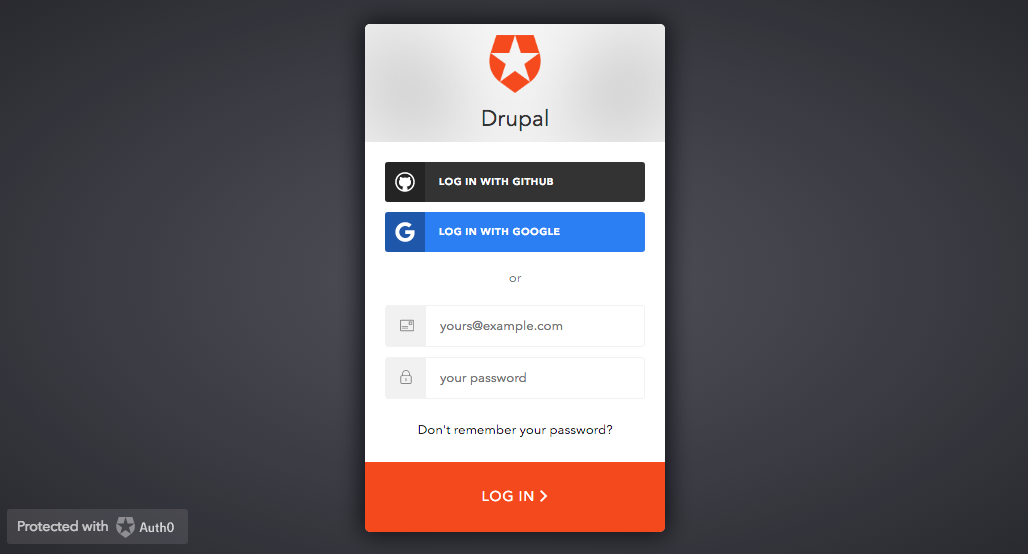 Integrating Auth0 with Drupal for Single Sign-On Authentication