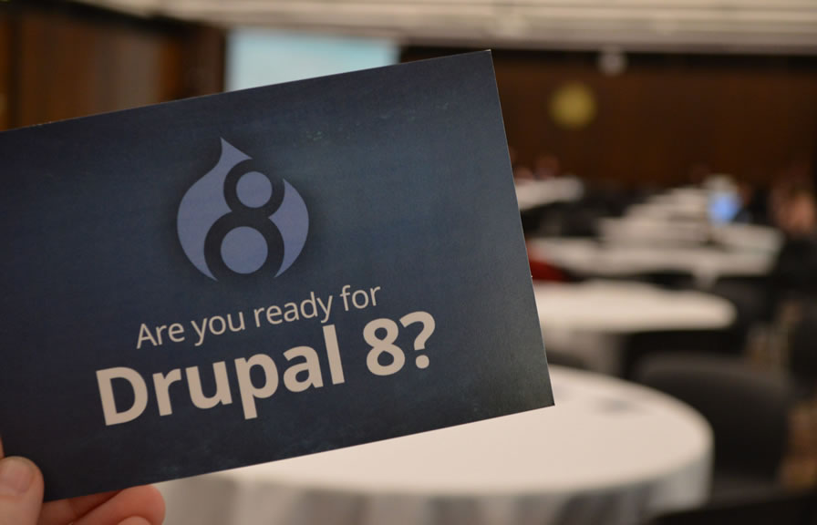 Evolving Web training handout - Are you ready for Drupal 8?