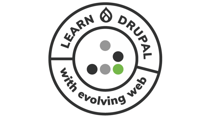 Learn Drupal with Evolving Web