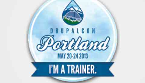DCPDX trainer badge