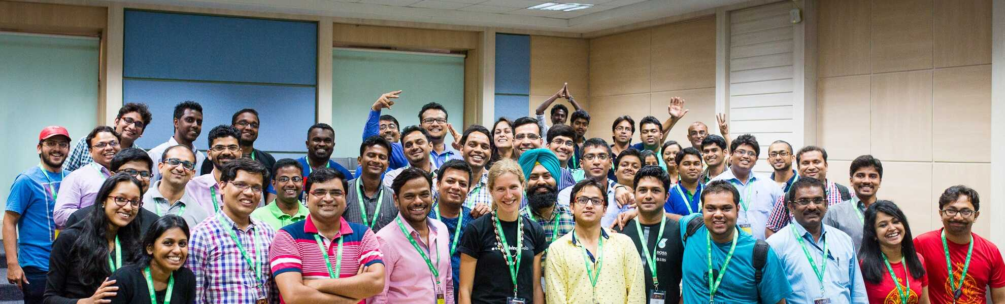 Group photo from DrupalCon Asia 2016
