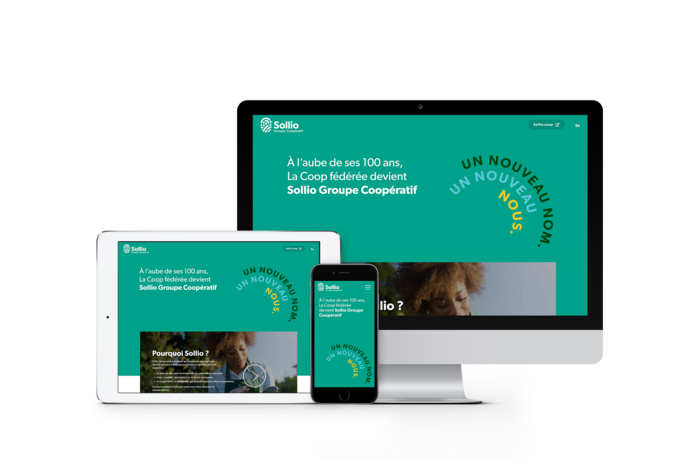 A Digital Rebranding and Intranet for an Agri-Food Leader