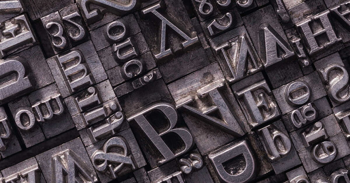 Font-Forward: How to Choose & Mix Typefaces   Evolving Web Blog